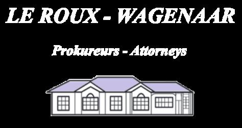 Le Roux – Wagenaar